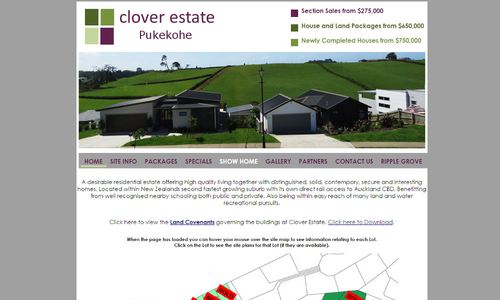 Clover Estate
